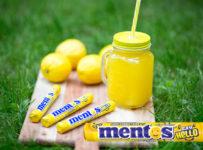Súťaž o 3 balíčky s limitovanou edíciou Mentos Say Hello Lemonade