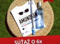 Súťaž o 6x festivalový Amundsen starter-pack