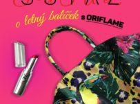 Súťaž o letný balíček s Oriflame