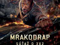 Súťaž s akčným thrillerom MRAKODRAP