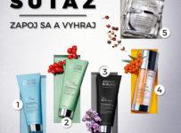 Súťaž s prírodnou kozmetikou ANNEMARIE BÖRLIND – Natural Beauty