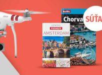 Súťaž s vydavateľstvom LINGEA o lietajúci Dron