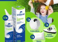 Súťaž so Stérimarom na alergickú nádchu