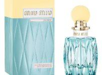 Súťažte a vyhrajte letný parfum MIU MIU L'Eau Bleue