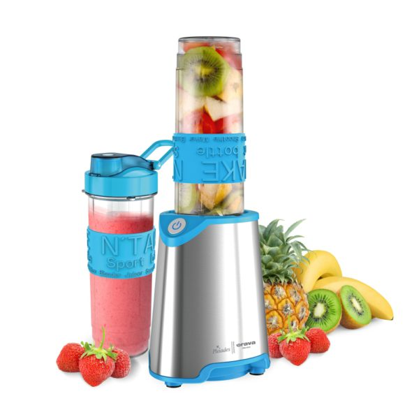 Súťažte o smoothie mixér Orava RM-500 v modrej farbe