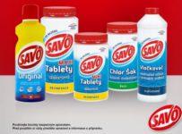 Súťažte so Savom o bazénovú chémiu