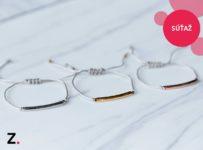 Súťaž o elegantné náramky holandskej značky Rosefield