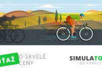 SIMULATOUR - Súťaž s Pravdou o cyklistické ceny