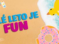 Staň sa súčasťou letného klipu Funrádia a vyhraj lístky na Sziget