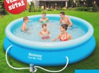 Užite si leto s rodinou v novom bazéne
