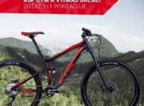 Vyhraj CTM bicykel podľa vlastného výberu