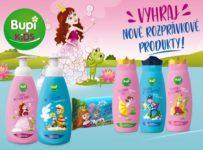 Vyhraj nové rozprávkové produkty Bupi