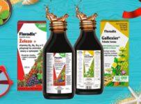 Vyhrajte letný balíček výživových doplnkov Salus v hodnote 25 eur