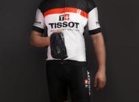 Vyhrajte originálny cyklistický dres a čelenku Tissot