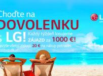 Vyhrajte poukážku 1000 EUR na dovolenku, podľa vlastného výberu od spoločnosti Invia