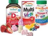 Vyhrajte predplatné časopisu MAMA a ja a balíček prírodných vitamínov Jamieson