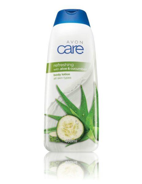 Vyhrajte produkty z Línie Avon Care s aloe a uhorkou