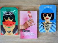 Vyhrajte tri knihy, ktoré napísala spisovateľka Jana Benková
