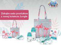 Získajte sadu produktov Canpol babies z kolekcie Jungle
