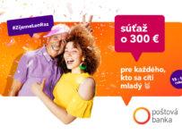 Založ si Užitočný účet a vyhraj 300 EUR