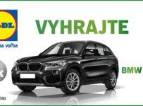 Zapoj sa do súťaže a vyhraj BMW X1