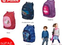 Súťaž o školský batoh Bliss