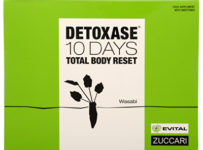 Súťaž o 2x Detoxase 10 days Total Body Reset