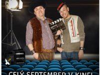 Súťaž o 2x2 lístky do CINEmax na celý mesiac
