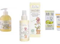 Súťaž o balíček s detskou kozmetikou Anthyllis