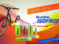 Súťaž o kolobežky a balíčky Isofruit