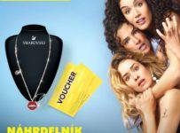 Súťaž o náhrdelník alebo voucher pre dve osoby do kina v sieti CINEMAX