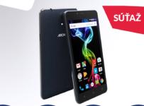 Súťaž o smartfón Archos z predajne MP3.sk