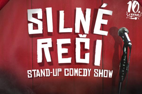 Súťaž o vstupenky pre dve osoby na stand-up comedy show Silné Reči
