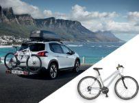 Súťaž o bicykel značky Peugeot