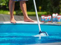 Súťaž o praktický balíček produktov Savo na údržbu čistého bazéna