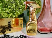 Vyhraj 4x Moschino Gold Fresh Couture v hodnote 40 €