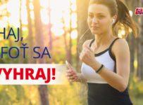 Vyhraj novú bežeckú výbavu od Slovenského atletického zväzu