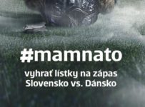 Vyhrajte 2 lístky na zápas Slovensko-Dánsko do Trnavy