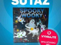 Vyhrajte detskú spoločenskú hru s názvom SPOOKY WOOKY