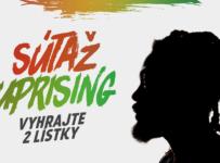 Vyhrajte dva lístky na reggae festival Uprising