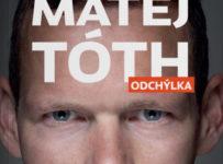 Vyhrajte jednu z troch podpísaných kníh Odchýlka od Mateja Tótha