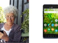 Vyhrajte najnovší smartfón pre seniorov od značky DORO