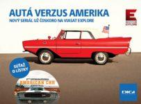 Vyhrajte vstupenky na Festival amerických áut
