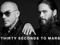 Vyhrajte vstupenky na piatkový koncert Thirty Seconds To Mars