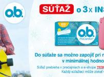 o.b.® SK+TESCO - Sutaz o fotoaparáty Instax mini 9