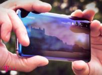 Fotosúťaž o 3 smartfóny Huawei P20 Pro Twilight