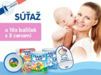 Hrajte o mlieko, z ktorého sú spokojné deti aj mamy