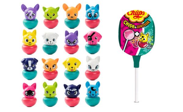 Súťaž Chupa Chups Surprise Cats and Dogs
