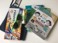 Súťaž o školský balíček pre prváčikov