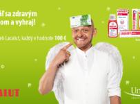 Súťaž o 10 balíčkov Lacalut v hodnote 100 €